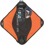 Sea To Summit Pack Tap - Wasserbeutel - 10 Liter - orange/black