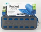 Sea To Summit Pocket Towel XLarge 75x150cm - Reisehandtuch / Saunatuch - Gr.XL -
