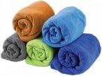 Sea To Summit Tek Towel Xtra Large 75x150cm - Reisehandtuch / Badetuch - orange