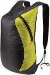Sea To Summit Travelling Light Daypack 20L - Rucksack für den Notfall - lime gr