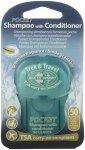 Sea To Summit Trek & Travel Pocket Conditioning Shampoo / Haarshampoo - 50 Blät