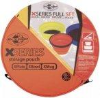 Sea To Summit X-Set / XSet 3 - 3-teilig mit X-Mug, X-Bowl, X-Plate im Packbeutel