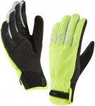 Sealskinz All Weather Cycle Glove - Wasserdichter Bikehandschuh - neon gelb - Gr