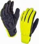 Sealskinz Brecon Glove Men - Wasserdichte und warme Handschuhe - gelb - Gr.S