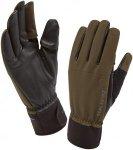 Sealskinz Handschuhe Sporting Glove - wasserdicht - olive - Gr.S