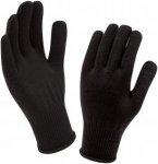 Sealskinz Merino Glove Liner Men - Strickhandschuhe aus Merinowolle - schwarz -