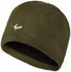SealSkinz Mütze Waterproof Beanie Hat - Wasserdichte Mütze - olive - Gr.L/XL (