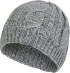 Sealskinz Mütze Waterproof Cable Knit Beanie Hat - wasserdicht - grey - Gr.S/M