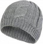Sealskinz Mütze Waterproof Cable Knit Beanie Hat - wasserdicht - grey - Gr.S/M