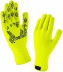 Sealskinz Ultra Grip Glove Men - Wasserdichte Handschuhe aus Fleece - neon gelb