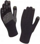 Sealskinz Ultra Grip Touchscreen Glove - Leichte, wasserdichte Handschuhe - blac