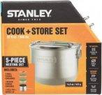 Stanley Adventure Cook + Store Set - Outdoor Küchenset mit Topf und Zubehör -