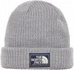 The North Face Salty Dog Beanie - Warme Strickmütze - mid grey/tin grey
