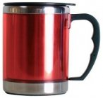 Thermobecher Mug 420ml - rot - 420ml