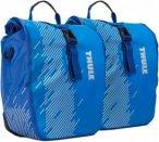 Thule Pack'n Pedal Shield Pannier Small- Fahrradtasche - per Set - cobalt blau