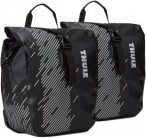 Thule Pack'n Pedal Shield Pannier Small- Fahrradtasche - per Set - monument blac