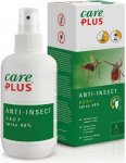 Tropicare Care Plus Anti-Insect Deet Spray 40% - Mücken- und Zeckenspray - 200