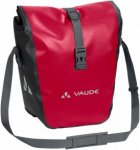 Vaude Aqua Front - Wasserdichte Vorderradtaschen - indian dark red