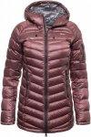 Yeti Aprica Down Jacket Women - Daunenjacke - wine red - Gr.S