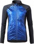 Yeti Barra Jacket Women - Winddichte Thermojacke - black/sky blue - Gr.M