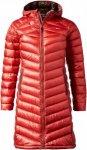 Yeti Pearth Down Coat Women - Daunenmantel - rosewood brown - Gr.L