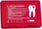 Zahnapotheke - Zahn-Notfall-Koffer für Urlaub und für Zuhause - Zahnapotheke