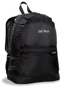 Tatonka Superlight 18L - Faltbarer Rucksack - black