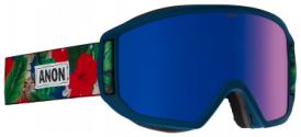 ANON RELAPSE Schneebrille 2018 mpi blue/blue cobalt