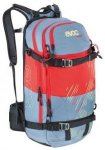 EVOC FREERIDE GUIDE WOMEN 30L Rucksack stone/red, Gr. M/L