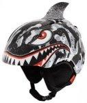 GIRO LAUNCH PLUS Helm 2018 black/grey tiger shark, Gr. XS