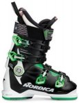 NORDICA SPEEDMACHINE 120 Ski Schuh 2018 white/black/green, Gr. 26,5