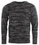 RHYTHM EVERYDAY BLENDS KNIT Sweater 2017 black, Gr. S