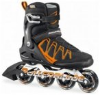 ROLLERBLADE AERO 80 SC Inline Skate 2016 black/orange, Gr. 44