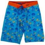 RONIX ALOHA Tight and Right Boardshort 2015 blue/orange