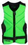 RONIX ONE IMPACT Weste 2014 psycho green, Gr. S
