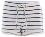 ROXY SIGNATURE STRIPE SWEAT Short 2017 marshmallow signature