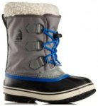 SOREL YOOT PAC NYLON YOUTH Stiefel 2018 city grey, Gr. 32