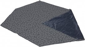 Eureka! TentCarpet The Grand Zeltteppich 260 x 370 cm grau