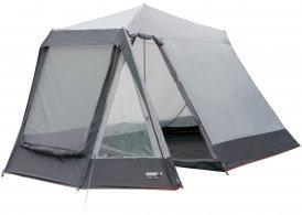 High Peak Colorado 180 Campingzelt grau