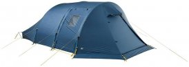 Nomad Tellem 4 SLW titanium blue Campingzelt silber
