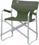 Coleman Deck Chair Campingstuhl grün
