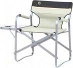 Coleman Deck Chair mit Ablage beige