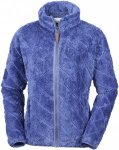 Columbia Fire Side Sherpa Full Zip Jacket Fleecejacke Damen blau Gr. M