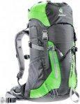 Deuter Climber Kinderrucksack grau/grün