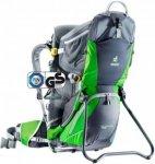 Deuter Kid Comfort Air Kindertrage grau/grün