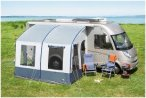 dwt-Zelte Bora Air High Wohnwagenzelt grau