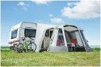 dwt-Zelte Garda Air Wohnwagenzelt grau