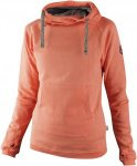 Edelrid WO Spotter Hoody Damen orange Gr. 36