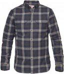 Fjällräven Skog Shirt Hemd Herren blau Gr. L