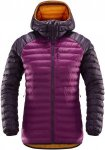 Haglöfs Essens Mimic Hood Women Outdoorjacke Damen beere Gr. S